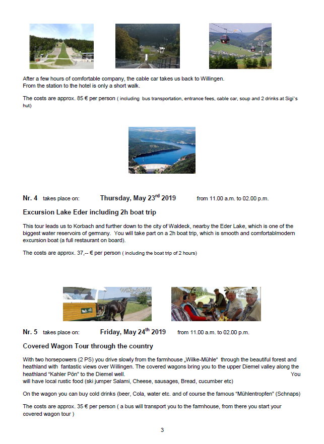 Excursions Program Page3